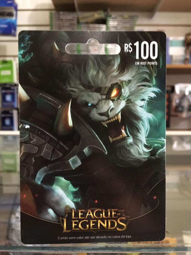 Cartões presente para gamers