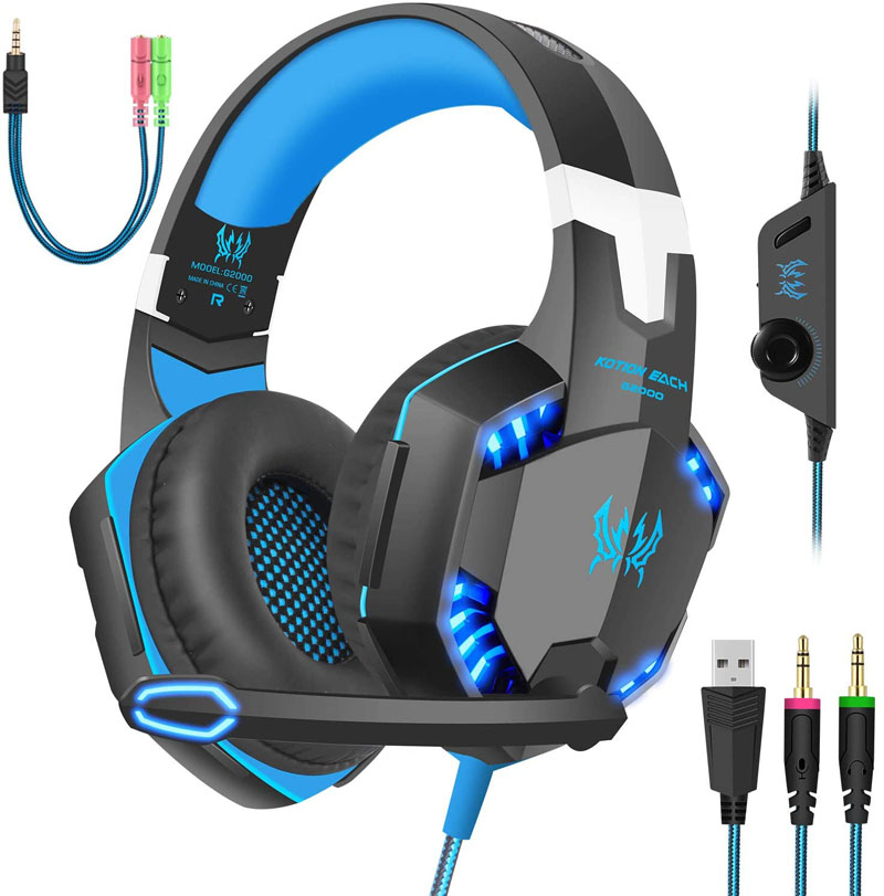 Melhores headsets gamers