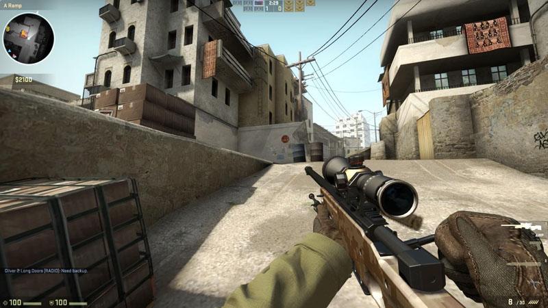 PC para jogar CS:GO